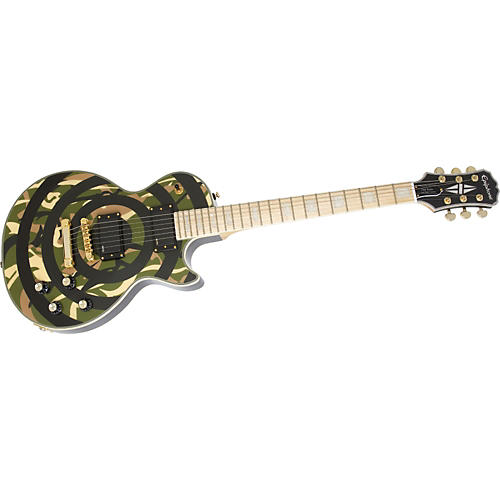 Epiphone Zakk Wylde Bullseye Les Paul Custom Plus Electric Guitar