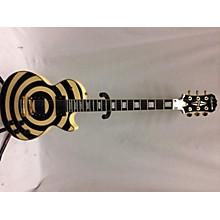 Epiphone Zakk Wylde Bullseye Les Paul Custom Plus Solid Body Electric Guitar