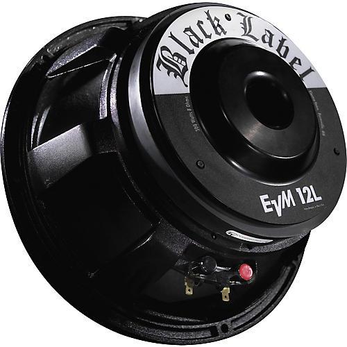 Electro-Voice Zakk Wylde EVM 12L Black Label Raw Frame Guitar Speaker