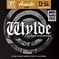 Dunlop Zakk Wylde Icon Series Phosphor Bronze Light Acoustic Guitar Strings  Thumbnail