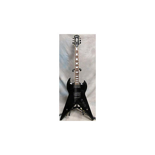 Epiphone Zakk Wylde Zeevee Electric Guitar Black