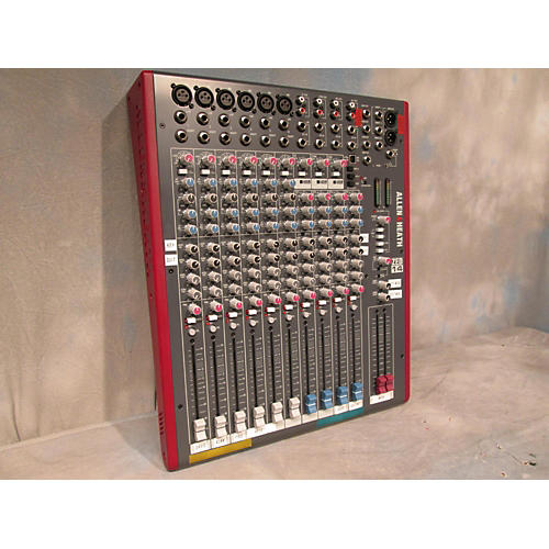 Allen & Heath Zed 14 Unpowered Mixer-thumbnail