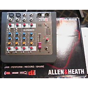 Allen & Heath Zed6 6ch Unpowered Mixer