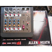 Allen & Heath Zed6 6ch Unpowered Mixer