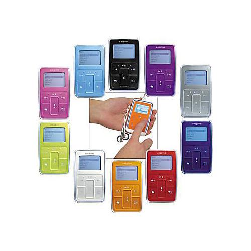 Creative Zen Micro 5GB MP3 Player-thumbnail