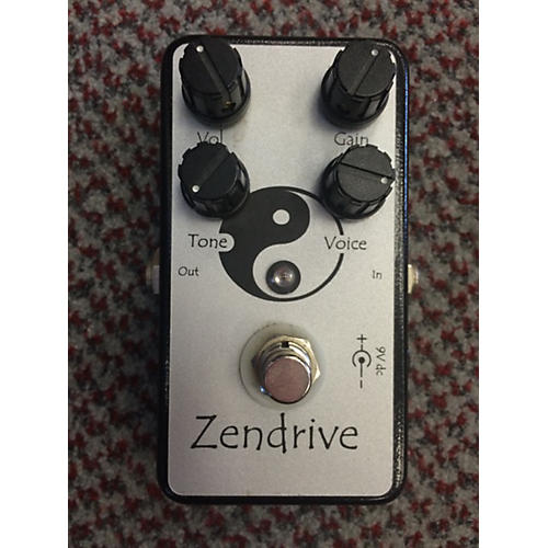 In Store Used Zendrive Effect Pedal-thumbnail