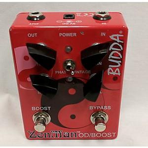 Pre-owned Budda Zenman Effect Pedal by Budda