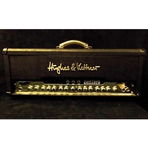 Pre-owned Hughes and Kettner Zentera Solid State Guitar Amp Head