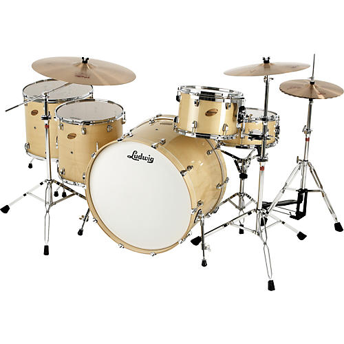 Ludwig Zep Set Accent Custom Series Drum Set-thumbnail