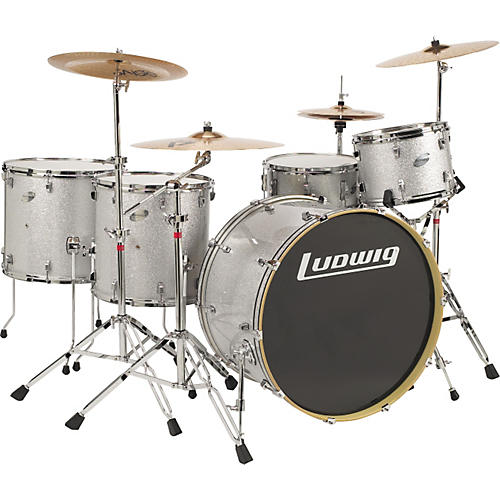 Ludwig Zep Set Accent Series Shell Pack-thumbnail