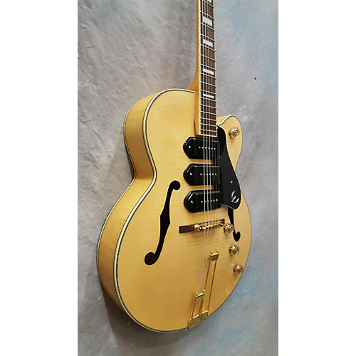 Epiphone Zephyr Blues Deluxe Hollow Body Electric Guitar