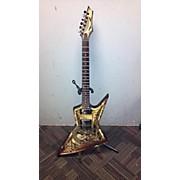 Dean Zero Dave Mustaine In Deth We Trust Electric Guitar
