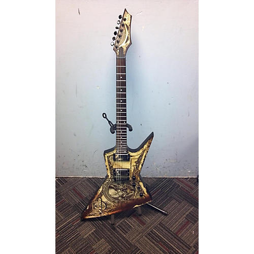 Dean Zero Dave Mustaine In Deth We Trust Electric Guitar Zero-thumbnail