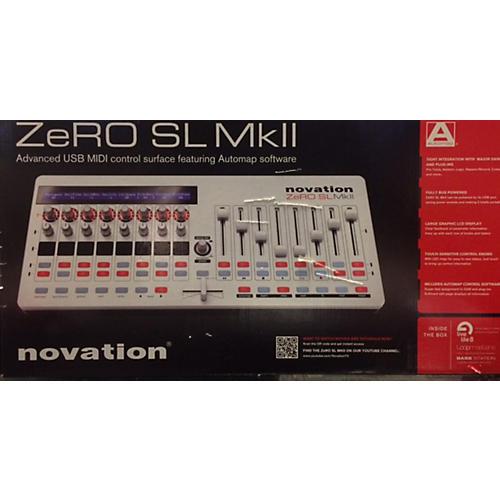 Novation Zero SL MKII MIDI Controller-thumbnail