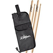 Zildjian Zildjian 5B Stick Pack with Bag