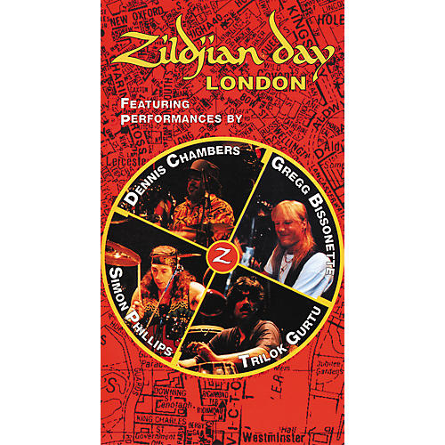 Alfred Zildjian Day in New York/London 2 Video Pack-thumbnail