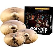 Zildjian Zildjian K Custom Series Cymbal Set Worship