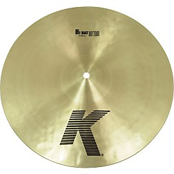 Zildjian K Hi Hat Bottom Cymbal (K0822)