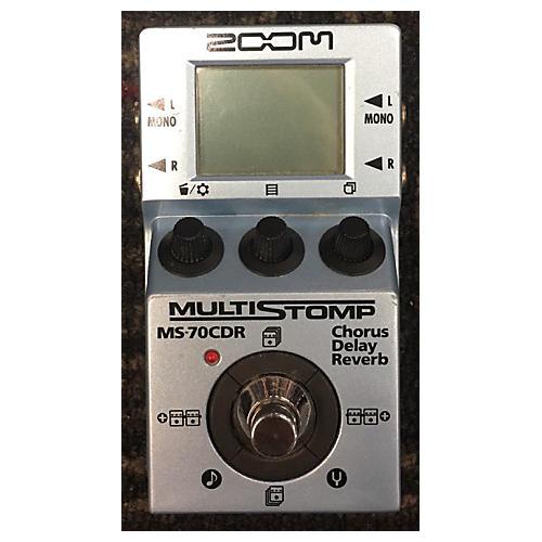 Zoom Zms-70cdr Effect Processor