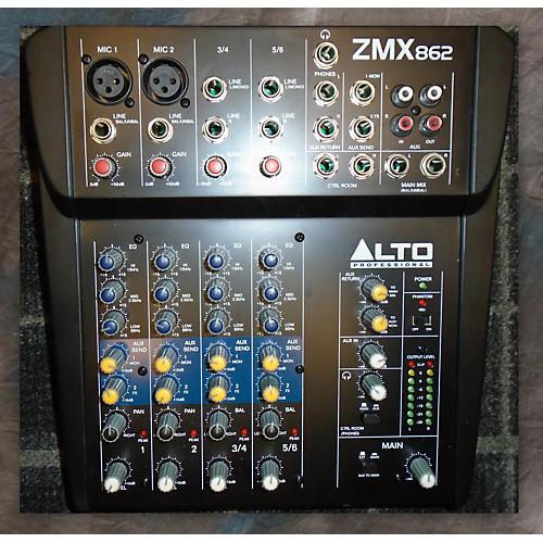 Harbinger Zmx862 Line Mixer