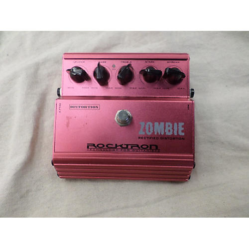 Rocktron Zombie Rectified Distortion Effect Pedal-thumbnail