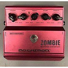 Rocktron Zombie Rectified Distortion Effect Pedal