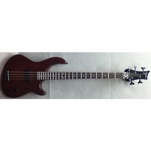 Dean Zone XM Natural Electric Bass Guitar-thumbnail