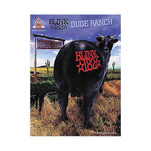 Hal Leonard blink-182 - Dude Ranch Guitar Tab Songbook-thumbnail