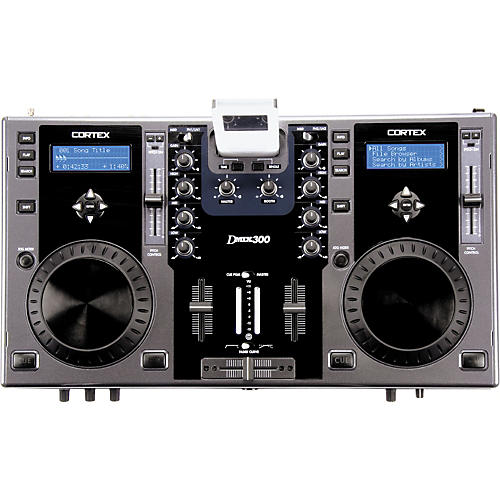 Cortex dMIX-300 Digital Music Control Station Gray