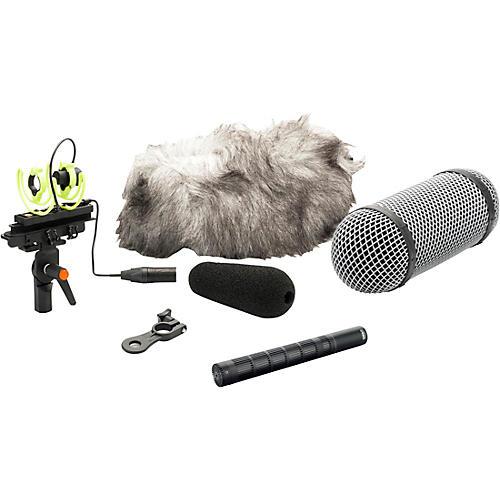 DPA Microphones d:dicate 4017C Compact Shotgun Microphone with Ryocote Windshield