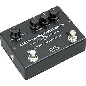 MXR-Custom-Audio-Electronics-MC-402-Boost-Overdrive-Pedal-Standard