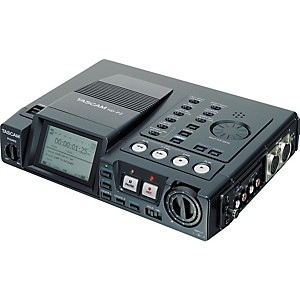 TASCAM-HD-P2-Portable-High-Definition-Stereo-Audio-Recorder-Standard