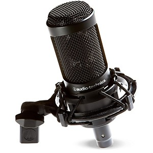 Audio-Technica-AT2035-Large-Diaphragm-Cardioid-Condenser-Microphone-Standard