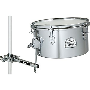 Pearl-Primero-Steel-Timbale-with-Mounting-Clamp-13-