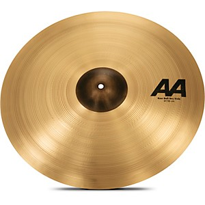 Sabian-AA-Raw-Bell-Dry-Ride-Cymbal-21-Inches