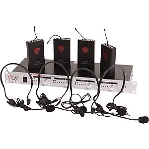 Nady-U-41-Quad-HM3-Headset-Wireless-System--14-16-10-12--Black