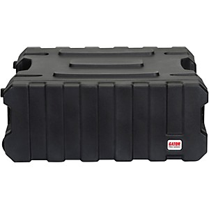 Gator-G-Pro-Roto-Mold-Rolling-Rack-Case-Black-4-Space