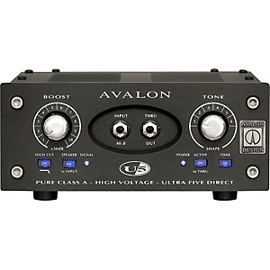 Avalon-U5-Direct-Box-Instrument-Preamplifier---15th-Anniversary-Standard