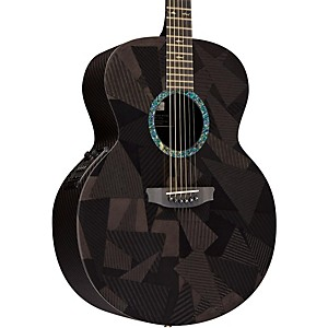 Rainsong-Black-Ice-Series-BIJM1000N2-Graphite-Acoustic-Electric-Guitar-Standard