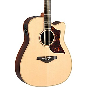 Yamaha-A-Series-All-Solid-Wood-Dreadnought-Acoustic-Electric-Guitar-with-SRT-Preamp-Pickup-Rosewood-Back---Sides