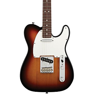 Fender-American-Standard-Telecaster-Electric-Guitar-with-Rosewood-Fingerboard-Black-Rosewood-Fingerboard