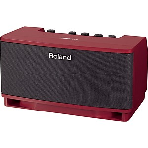 Roland-Cube-Lite-10W-Guitar-Combo-Amp-Red