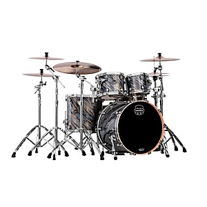Mapex-Saturn-IV-MH-4-Piece-Rock-Shell-Pack-Natural-Ash-Burl