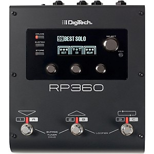 Digitech-RP360-Guitar-Multi-Effects-Pedal-Standard