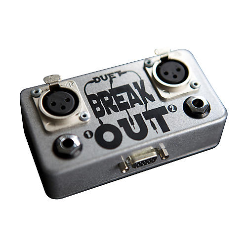 TSoundPro duet BREAKOUT Interface