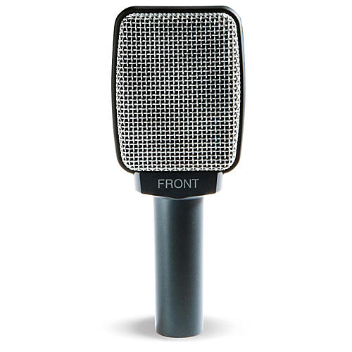 Sennheiser e 609 Silver Dynamic Guitar Microphone-thumbnail