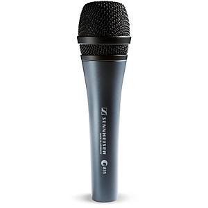 Sennheiser e 835 Performance Vocal Mic by Sennheiser