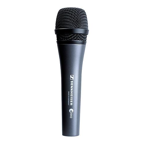 Sennheiser e 840 Handheld Professional Cardioid Dynamic Vocal Microphone-thumbnail