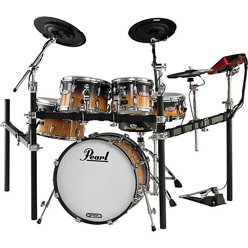 Pearl e-Pro Live Electronic Acoustic Drum Set