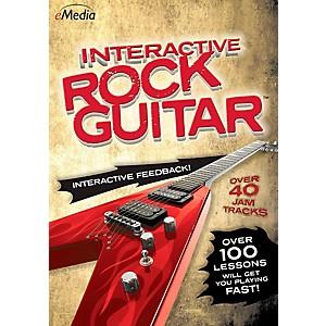 Emedia eMedia Interactive Rock Guitar - Digital Download by Emedia